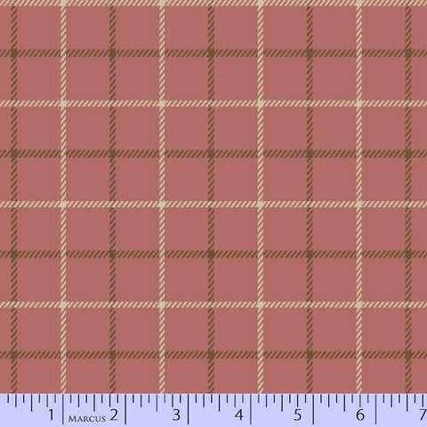Primo Plaid Flannel Chalk and Timber R09-U017-0126