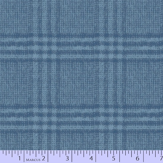 Primo Plaid Flannel New Blues R09-J306-0150