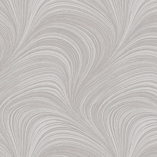 Backing Fabric - Wave Texture -  Mist 2966-18