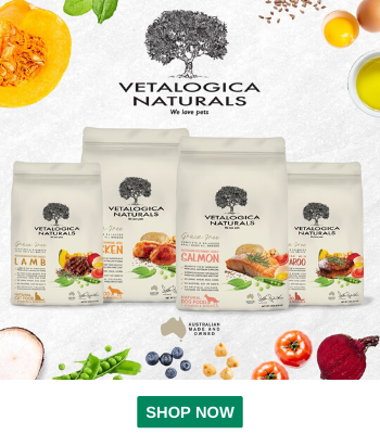 Vetalogica Naturals Grain Free Food For Dogs and Cats