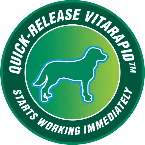 VitaRapid® Skin and Coat Daily Treats For Dogs 210g