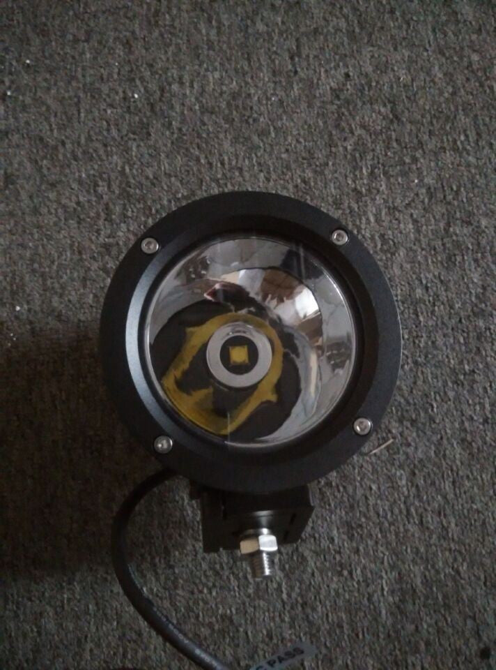 25 WATT LED Round SpotLight - 4x4 And More