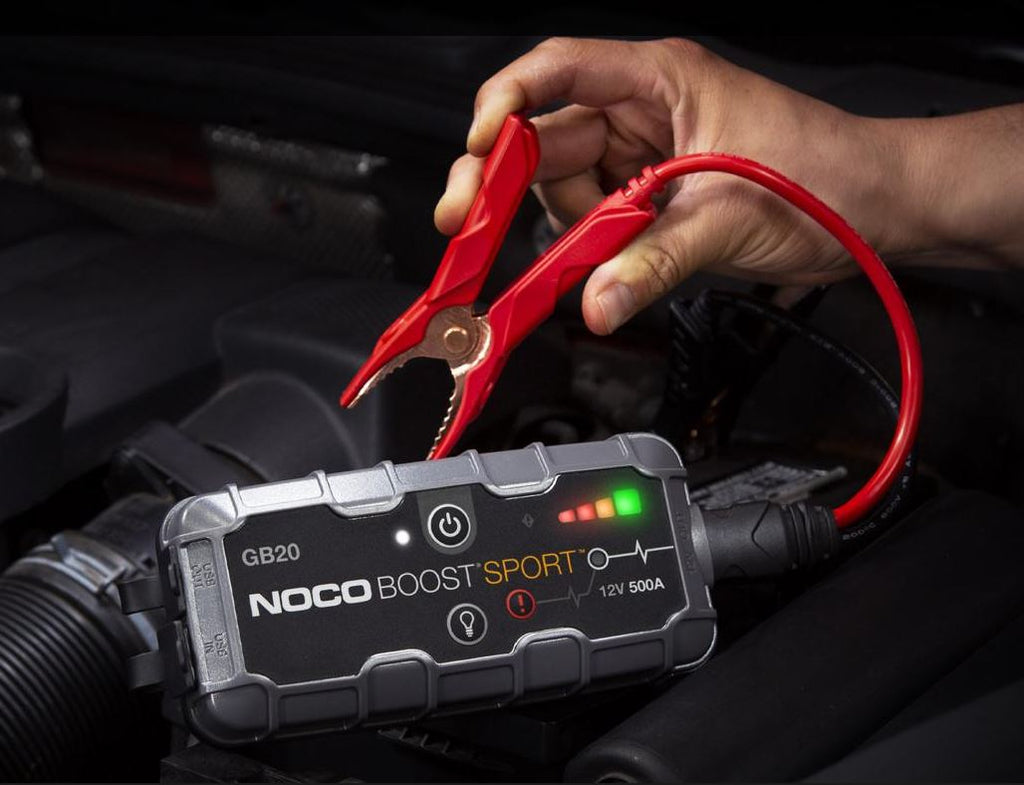 NOCO GB20 BOOST SPORT 500 AMP JUMP STARTER - 4x4 And More