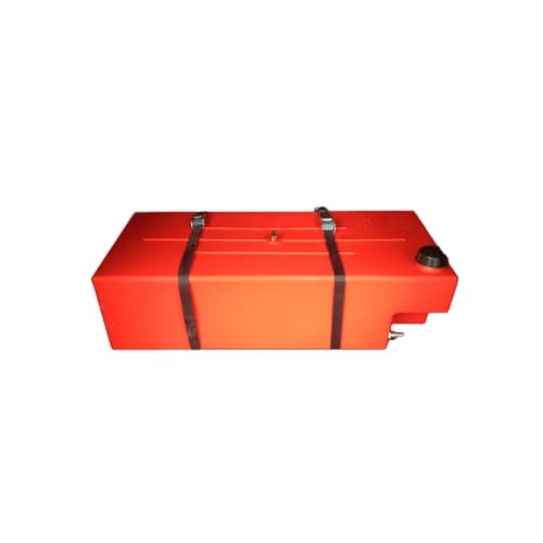 Fluorinated Plastic 60 Litre Fuel Tank - 4x4 And More