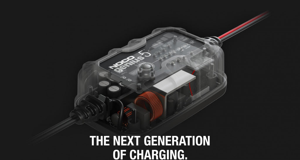NOCO Genius 5 Charger - 4x4 And More