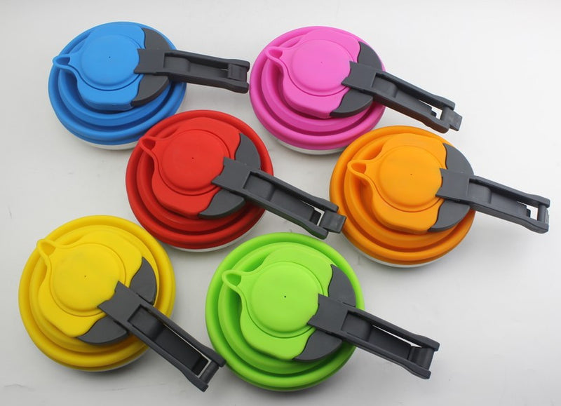 Silicone kettle - Collapsible - 4x4 And More