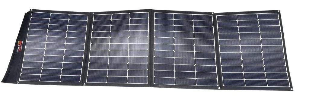 MOJAVE 220W FOLDABLE SOLAR PANEL - 4x4 And More