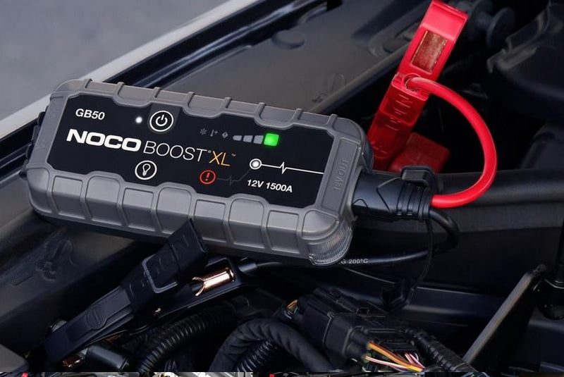 NOCO GB50 1500 Amp UltraSafe Lithium Jump Starter - 4x4 And More
