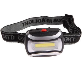 5W 120 Lumen Headlamp - Wide Beam - 4x4 And More