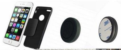 Magnetic mount for mobile phone/tablet - 4x4 And More