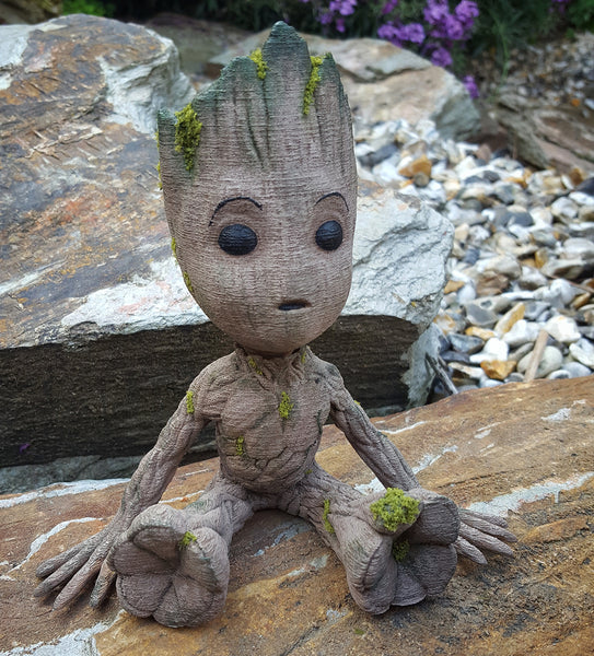 How To Get A Perfect Groot With Rachael Code10100 Broughton