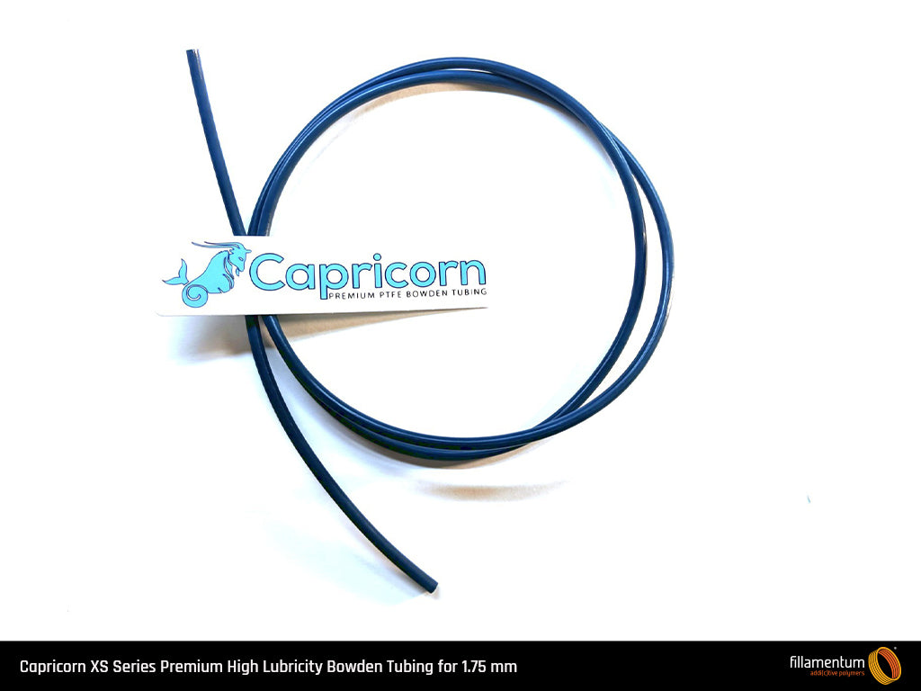 Capricorn XS Series Premium High Lubricity Bowden Tubing for 1.75 mm