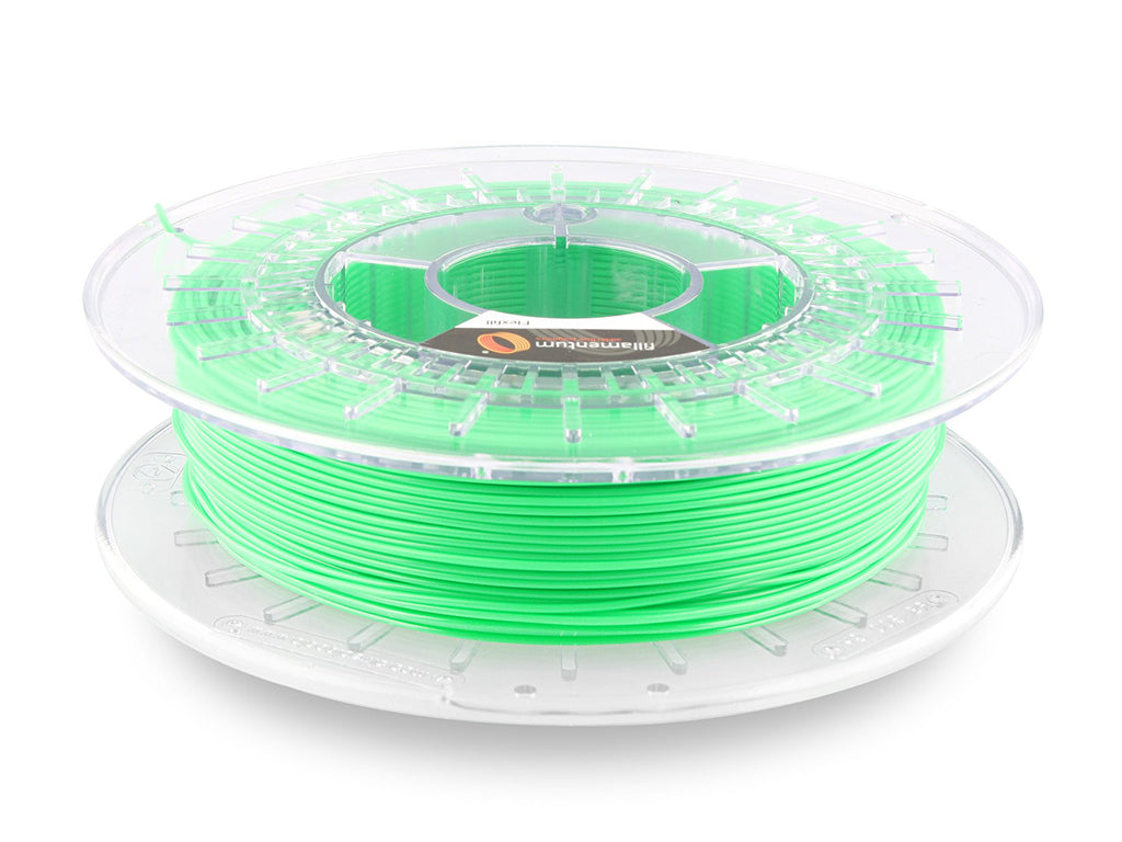 "Flexfill TPU 98A ""Luminous Green"""