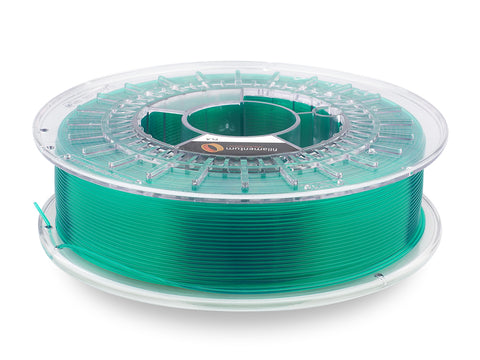 "PLA Crystal Clear ""Smaragd Green"""