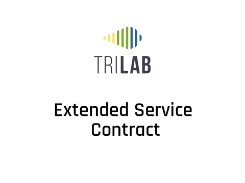 TRILAB Extended Service Contract