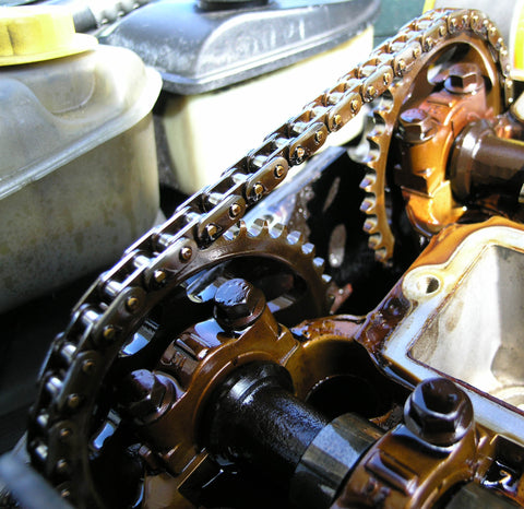 Timing Chain Inspection - EVO