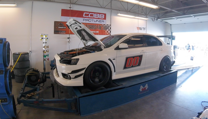 Evo X / Ralliart Dyno Tune (Voucher)