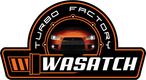 Wasatch Turbo Factory Sticker