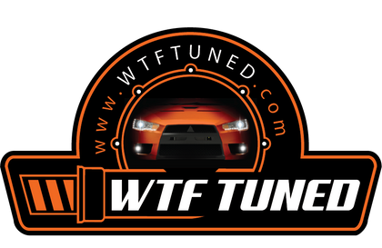 WTF Tuned Sticker