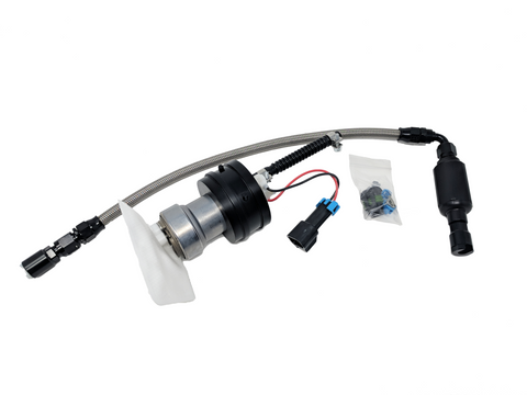WTF Walbro 450 Fuel Pump Kit for Evo X / Ralliart