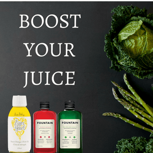 Boost Your Juice With Skin Friendly Supplements