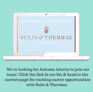 Want to join Sulis & Thermae London?