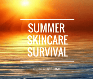 Summer Skincare Survival Tips