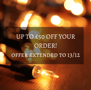 Save Up To £50!! Ends 13/12