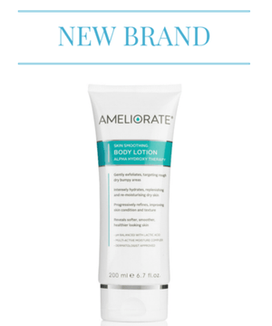 We Welcome Our New Brand: Ameliorate