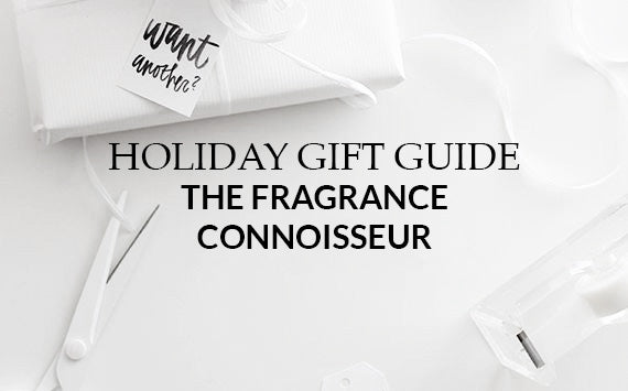 HOLIDAY GIFT GUIDE FRAGRANCE | SULIS & THERMAE