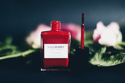 Nailberry in Le Temps de Cerises