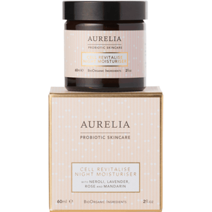 Cell Revitalise Night Moisturiser (60ml) Skincare Aurelia Probiotic Skincare