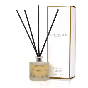 Kukui Oil Fragrance Diffuser (100ml) Home Fragrance Connock London
