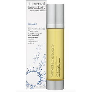 Harmonising Cleanse - Facial Cleansing Oil (100ml) Elemental Herbology