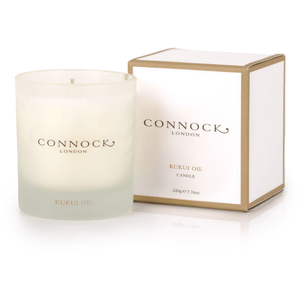 Kukui Oil Candle (222g) Home Fragrance Connock London