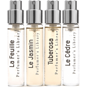 Perfumer's Library Discovery Pack (4 x 9ml) Perfume Miller Harris