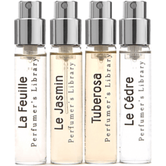 Perfumer's Library Discovery Pack (4 x 9ml)