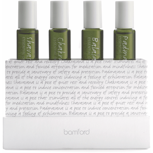 Essential Oil Collection (4*8ml) Wellness Bamford