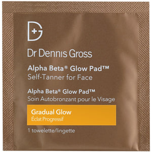 Alpha Beta Glow Pad Gradual Glow (20 applications) Skincare Dr.Dennis Gross Skincare