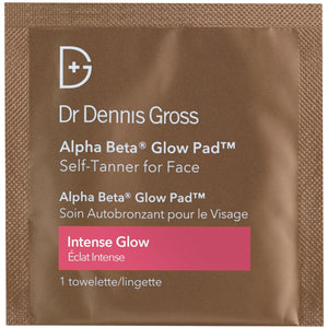 Alpha Beta Glow Pad Intense Glow (20 applications) Skincare Dr.Dennis Gross Skincare