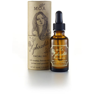 APHRODITE FACIAL OIL (30ml) SkinCare MOA