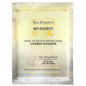 Bio-energy Snail Secretion Repair Mask (20ml) - 1 sachet SkinCare BIO ESSENCE