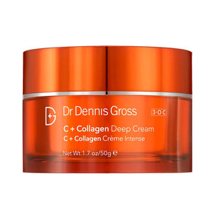 C+ Collagen Deep Cream (50ml) Skincare Dr.Dennis Gross Skincare