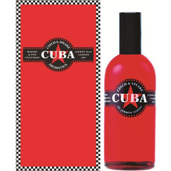 Cuba Cologne Spray (100ml)