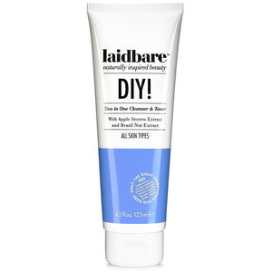DIY! Two in One Cleanser & Toner (125ml) Skincare Laidbare