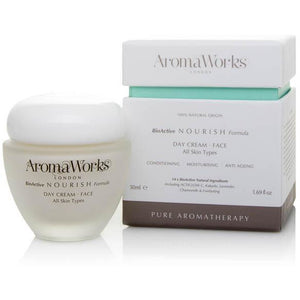 Nourish Day Cream SkinCare Aroma Works
