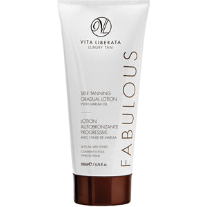 Fabulous Tinted Self Tan Lotion - Medium (100ml) Bath & Body, Moisturisers, Self Tan & Bronzer vita liberata