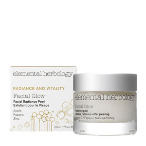 Facial Glow Radiance Peel (50ml) Skincare Elemental Herbology