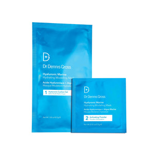 Hyaluronic Marine Infusion Modeling Mask (4 Treatments) Skincare Dr.Dennis Gross Skincare