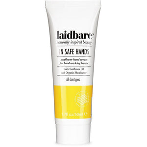 In Safe Hands Sunflower Hand Cream (50ml) Hand & Nail Laidbare